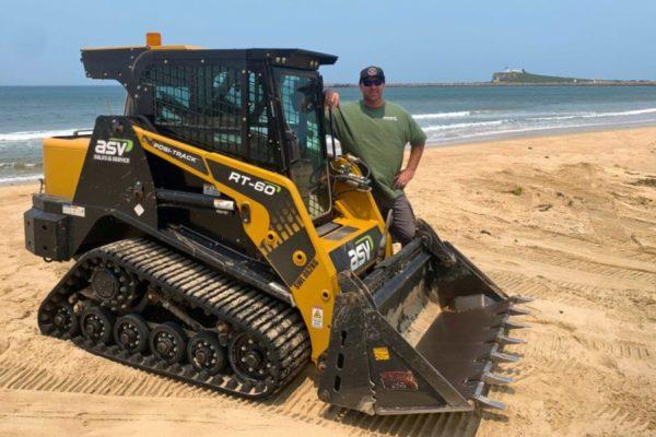 Dirt Tracker Stockton Beach