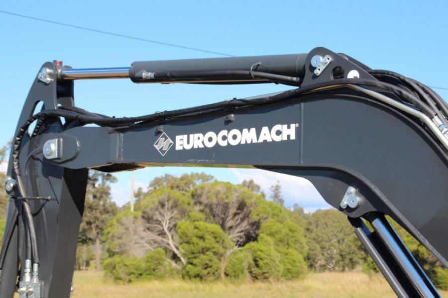 Eurocomach-Mini-Excavators
