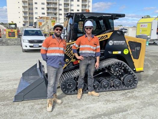 Perth Earth RT-75 MAX-Series Posi-Track