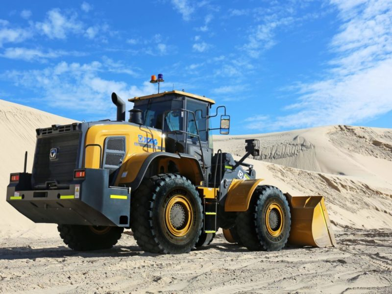 XCMG-XC958-Loader-Hire-5