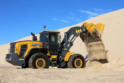 XCMG-XC958-Loader-Hire-9