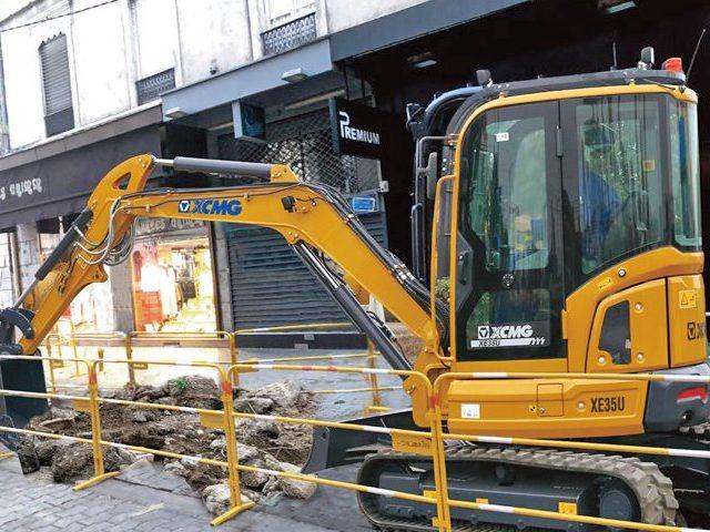 XE35U-Mini-Excavator-Performance
