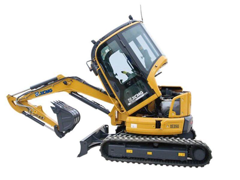 XE35U-Mini-Excavator-ServiceAccess
