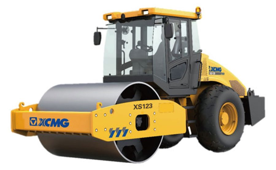 XCMG-XS123-Roller-Hire